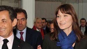 Schwanger: Erwartet Carla Bruni Nachwuchs?