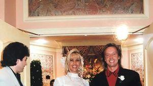 Carmen und Robert Geiss bei ihrer Hochzeit