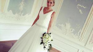 Bachelor-Caro im Brautkleid: Hat sie etwa geheiratet?