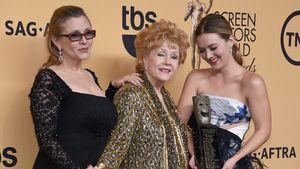 """Komplett surreal"": So geht's Billie ohne Mama Carrie Fisher"