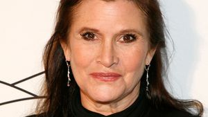 "Carrie Fisher bei der ""Silver Hill Hospital""-Gala"