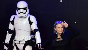 Nach Carrie Fishers (✝) plötzlichem Tod: Disney kassiert ab!