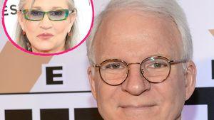 Sexismus-Tweet zu Carrie Fisher: Shitstorm für Steve Martin