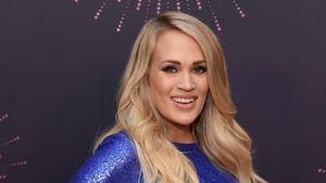 Noch kurz vor Geburt: Carrie Underwood nahm Welpen auf