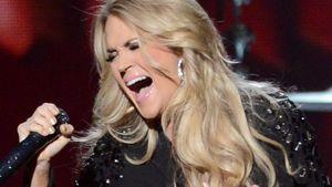 Carrie Underwood: Ich kann nicht mit Essen umgehen