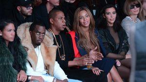 Kim Kardashian, Beyonce, Jay-Z, P. Diddy und Cassie