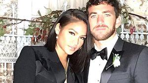 In Malibu: Cassie hat ihren Verlobten Alex Fine geheiratet!