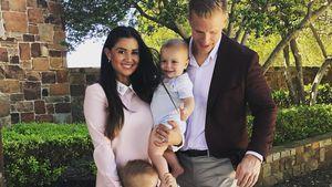 Drittes Baby für US-Bachelor-Paar Sean Lowe und Catherine!