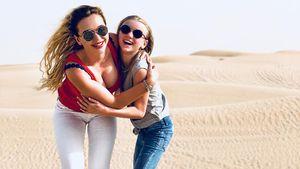 Urlaubs-Wehmut: Cathy Lugner trauert Abu-Dhabi-Trip nach
