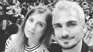Cathy & Mats Hummels: Süßes Date beim Basketball in Miami!