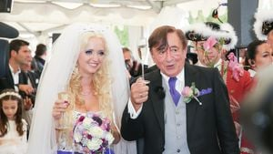 Wie steht Cathy Lugner inzwischen zu ihrem Ex-Mann Richard?