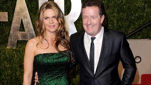 Ups! Piers Morgans Ehefrau Celia hat ihren Ehering verloren