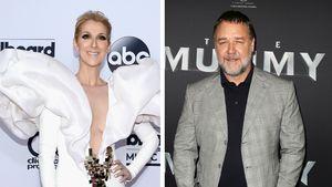 Céline Dion & Russell Crowe: Sind die beiden etwa ein Paar?