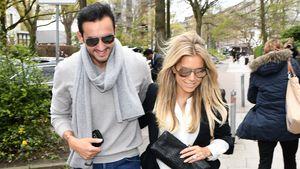 Charbel Aouad und Sylvie Meis in Hamburg