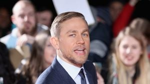 "Charlie Hunnam bei der Premiere von ""The Lost City of Z"""