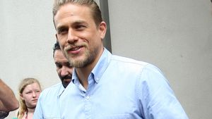 Charlie Hunnam in San Diego