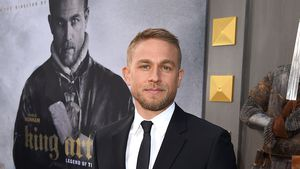 "Charlie Hunnam bei der Premiere von ""King Arthur: Legend of the Sword"" in Kalifornien"