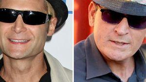 Charlie Sheen und Corey Feldman