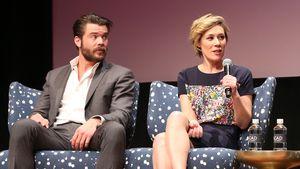 Charlie Weber und Liza Weil beim aTVfest 2016