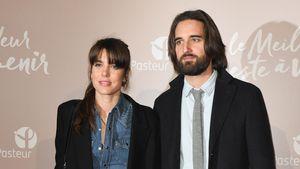 Charlotte Casiraghi und Ehemann geben Red-Carpet-Debüt