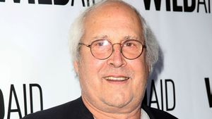 "Chevy Chase beim ""WildAid Event"" in Los Angeles"