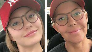 Wow! Natascha Ochsenknecht & Tochter (17) könnten Twins sein