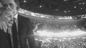 Chloe Grace Moretz und Brooklyn Beckham bei der DNC