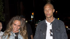 Chloe Green und Jeremy Meeks in Los Angeles