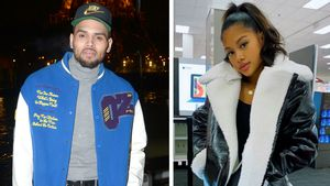 Im Netz: Chris Brown flirtet mit On-Off-Freundin Ammika