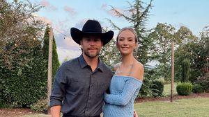 Chris Lane und Lauren Bushnell feiern ersten Hochzeitstag!