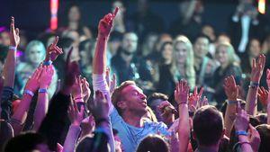 Premiere: Coldplays neue Single feiert ihr Debüt im Weltall!