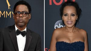 Chris Rock und Kerry Washington