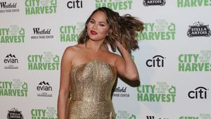 Chrissy Teigen bei der City Harvest's 23rd Annual Gala in New York