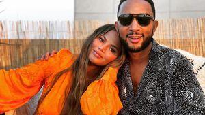 Trotz Traumehe: John Legend und Chrissy machen Paartherapie