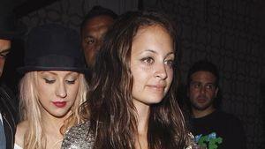 X-Tina und Nicole Richie machen Mami-Pause