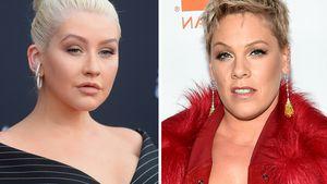 Diven-Beef: Christina Aguilera nennt Pink eine Lügnerin