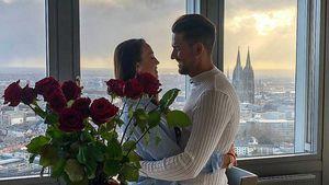 Nach TV-Antrag: Marco und seine Christina sind so verliebt