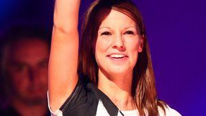 Keine Pause! Christina Stürmer rockt die Bühne mit Babybauch