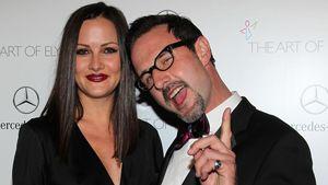 David Arquette und Christina McLarty