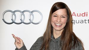 "Christina Stürmer auf der ""Audi Night"" in Kitzbühl"