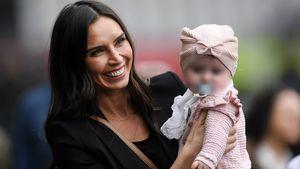 Sieben Monate nach Geburt: Frank Lampards Baby im Stadion