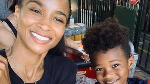 Süße Fotostrecke: Ciaras Sohn ist schon sieben geworden!