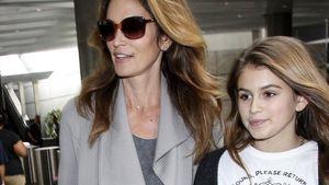Cindy Crawfords Tochter wird ihr immer ähnlicher