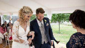 """""""Hochzeit auf den ersten Blick""""-Cindy feiert 1. Hochzeitstag"""