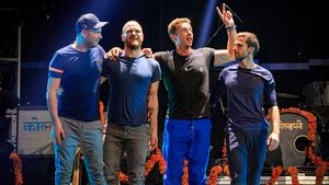 Coldplay, Cro & Co: Mega-Stars rocken das TVoG-Finale