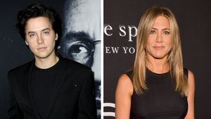 "Bei ""Friends""-Dreh: Cole Sprouse stand auf Jennifer Aniston"