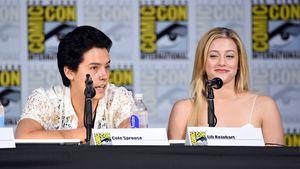 """Endlich """"Riverdale""""-Paar-Outing? Lili & Cole halten Händchen"""