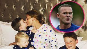 Versöhnung: Wayne Rooney nach Affäre mit Coleen vereint?