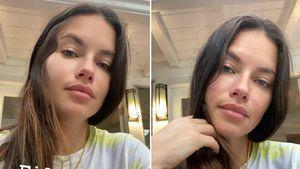 Adriana Lima zeigt: So sieht sie ganz ohne Insta-Filter aus