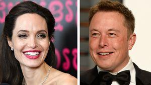 Angelina Jolie: Hat sie sich Milliardär Elon Musk geangelt?